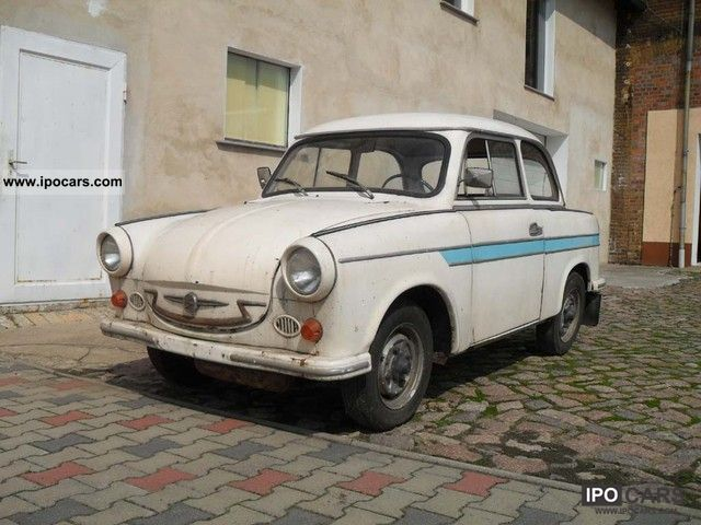 Trabant  Other 1964 Vintage, Classic and Old Cars photo
