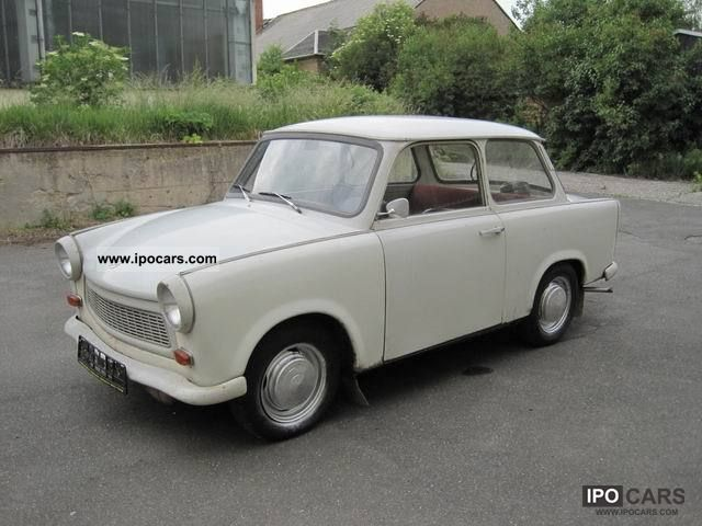 Trabant  601 original 6 volt 1971 Vintage, Classic and Old Cars photo