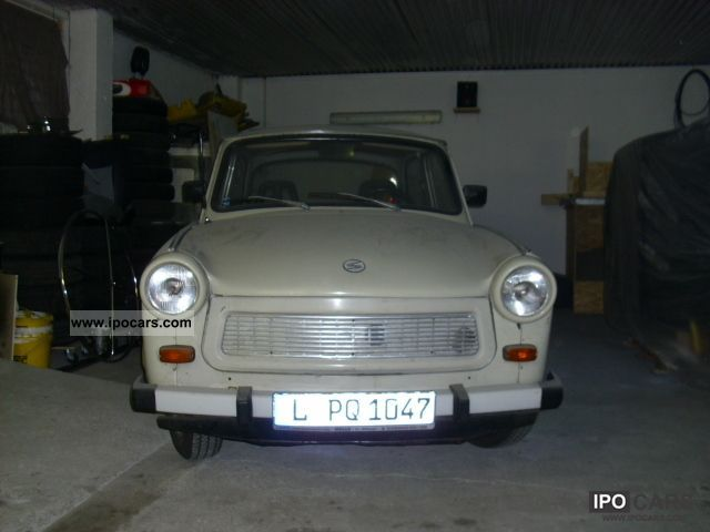 Trabant  601 1970 Vintage, Classic and Old Cars photo