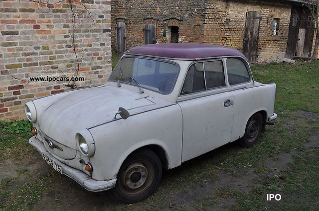 Trabant  P 50/1 1962 Vintage, Classic and Old Cars photo
