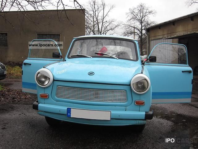 Trabant  601 1973 Vintage, Classic and Old Cars photo