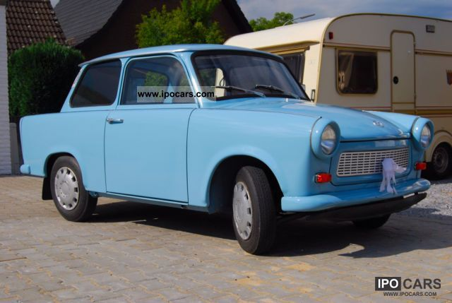 Trabant  601 L 1976 Vintage, Classic and Old Cars photo