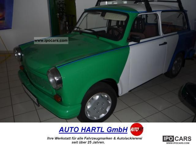 1991 Trabant  TRABANT 1.1 U, RESTORED! Estate Car Used vehicle photo