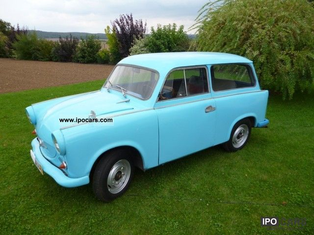 Trabant  P50 K 1962 Vintage, Classic and Old Cars photo