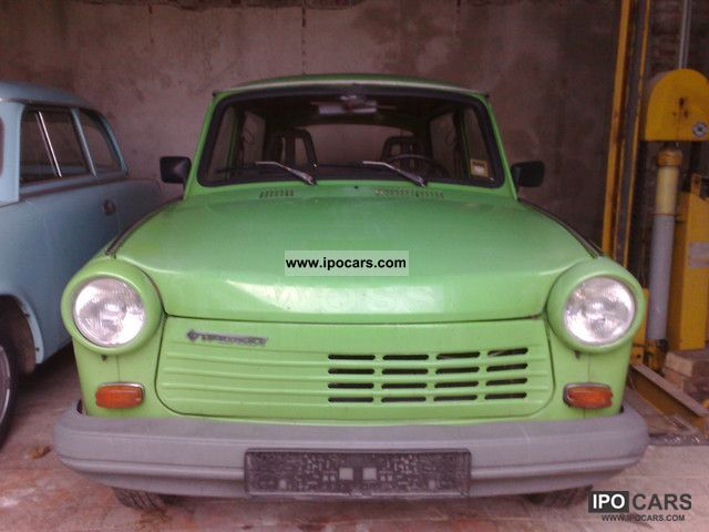 1991 Trabant  1.1 multifunction gasoline with LPG car gas system Estate Car Used vehicle photo
