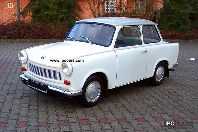 Trabant  1.Hand original vintage collector grade 29 500 KM 1974 Vintage, Classic and Old Cars photo