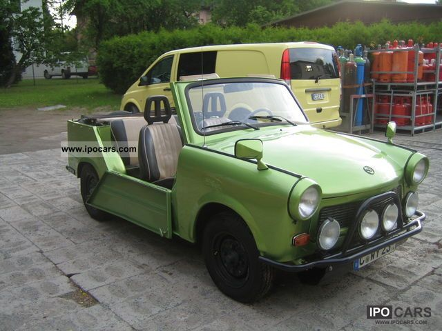 1968 Trabant  601 Cabrio / roadster Used vehicle photo