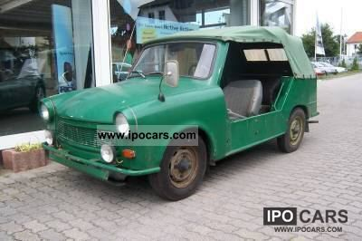 Trabant  Tubs classic car 1963 Vintage, Classic and Old Cars photo
