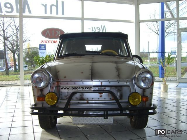 1964 Trabant  P60 K for pot lovers Cabrio / roadster Used vehicle photo