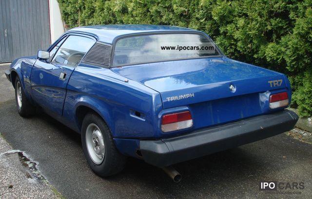1977 Triumph TR7 - Car Photo and Specs