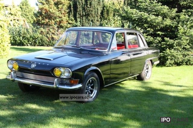 Triumph  2000 1966 Vintage, Classic and Old Cars photo