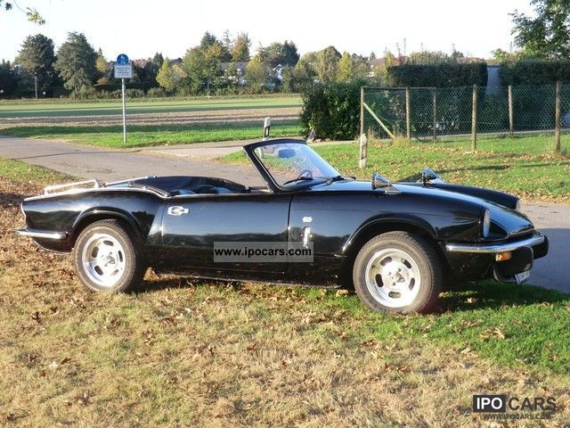 Triumph  Spitfire 1974 Vintage, Classic and Old Cars photo