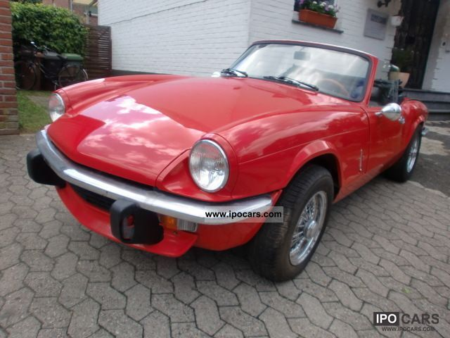 1975 Triumph  Spitfire Cabrio / roadster Used vehicle photo