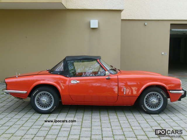 Triumph  MK IV 1979 Vintage, Classic and Old Cars photo