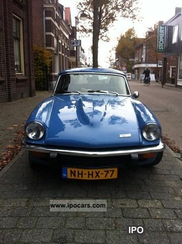Triumph  GT6 MK3 1973 Vintage, Classic and Old Cars photo