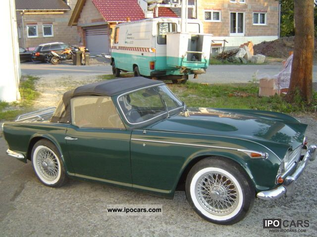 Triumph  TR4 1966 Vintage, Classic and Old Cars photo
