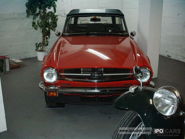 Triumph  TR6 1976 Vintage, Classic and Old Cars photo