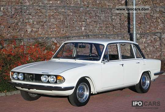 Triumph  2500 injection 1970 Vintage, Classic and Old Cars photo