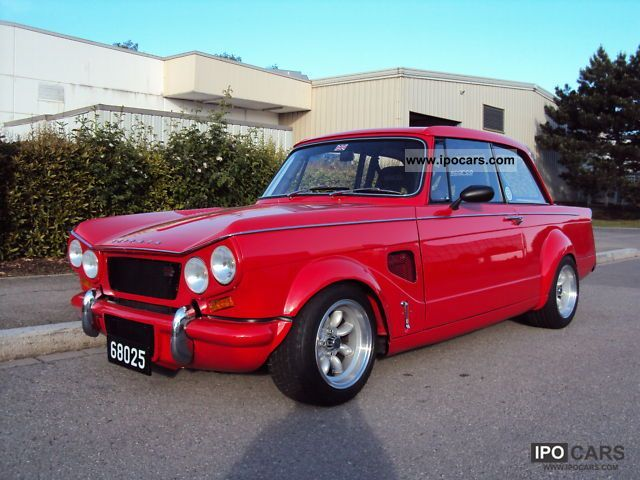 Triumph  Vitesse 1968 Vintage, Classic and Old Cars photo