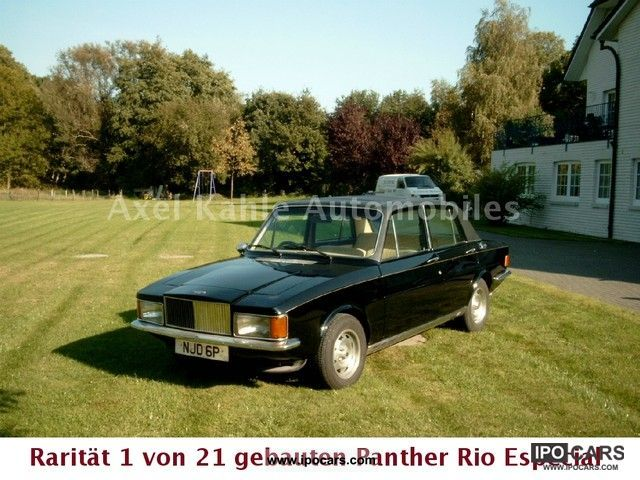 Triumph  Dolomite Panther Rio 21 worldwide Inz / exchange 1976 Vintage, Classic and Old Cars photo