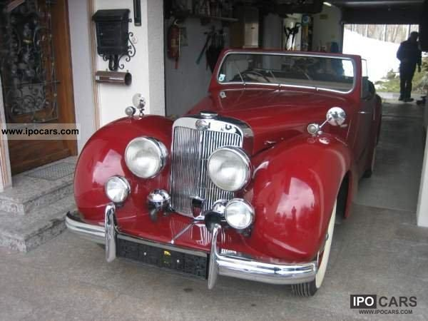 Triumph  1800 1948 Vintage, Classic and Old Cars photo