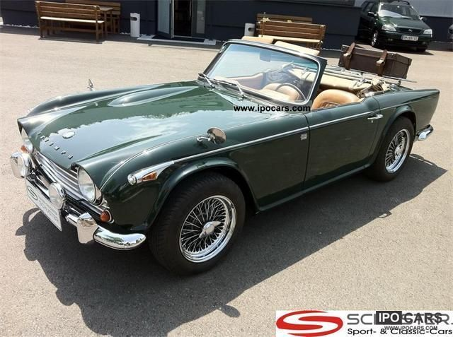 Triumph  TR4A IRS 1972 Vintage, Classic and Old Cars photo
