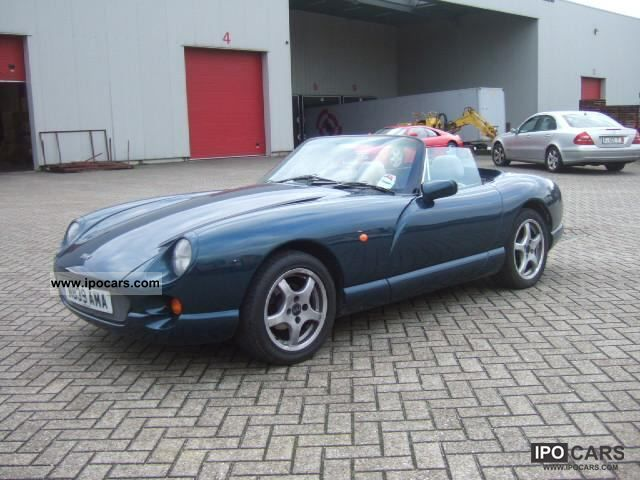 1995 TVR  Chimaera 4.0L V8 400 Cabrio / roadster Used vehicle photo
