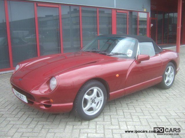 1997 TVR  Chimaera 4.0L V8 400 Cabrio / roadster Used vehicle photo