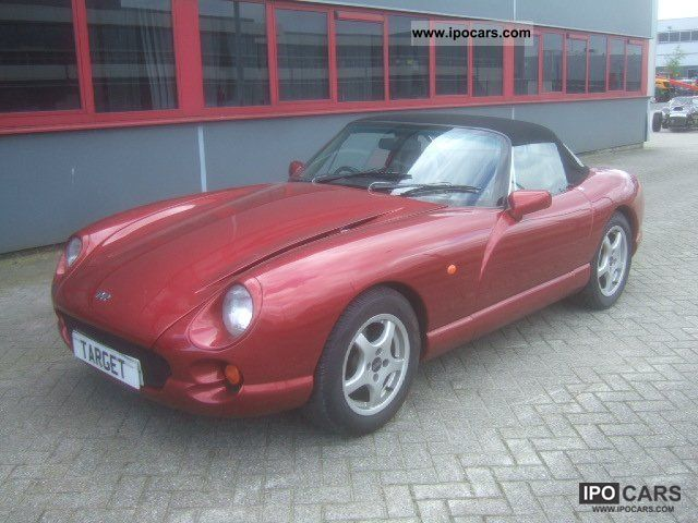 1996 TVR  Chimaera 4.0L V8 400 Cabrio / roadster Used vehicle photo