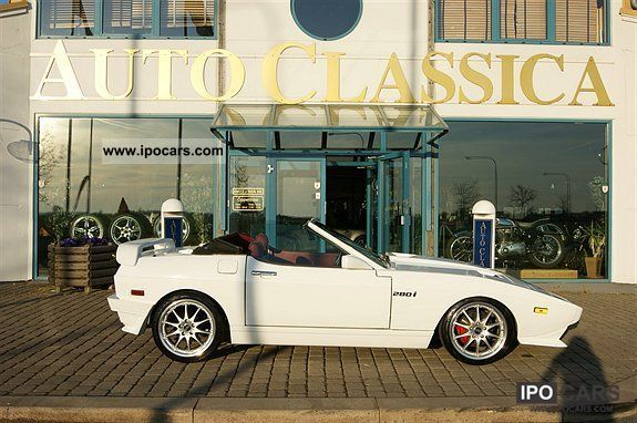 1986 TVR  280 I Cabrio / roadster Used vehicle photo