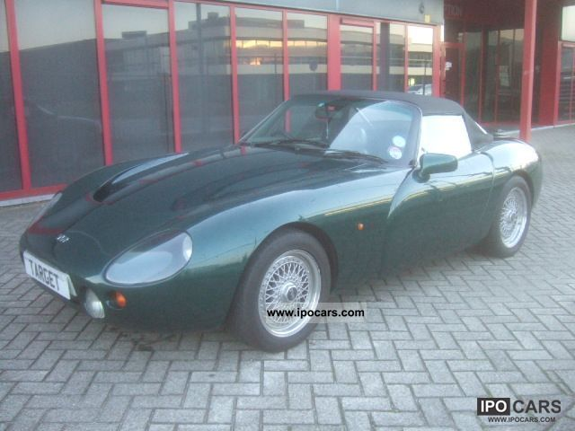 1992 TVR  Griffith, 430 4.3L V8 280HP TOP CONDITION Cabrio / roadster Used vehicle photo