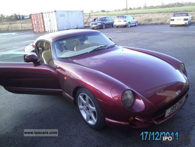 1997 TVR  Cerbera 4.2 AJP Sports car/Coupe Used vehicle photo