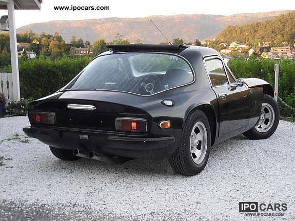 TVR  Other 1978 Vintage, Classic and Old Cars photo