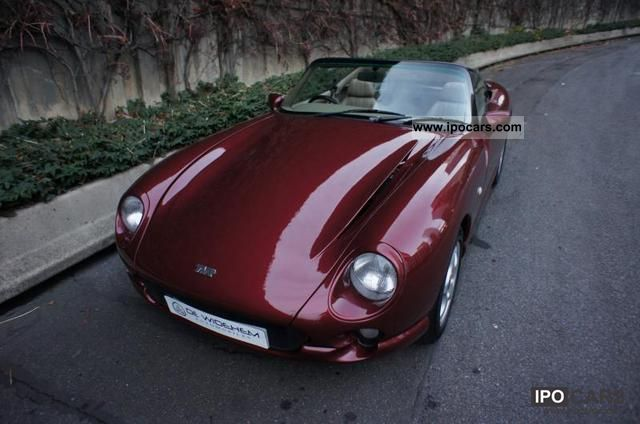 1994 TVR  CHIMAERA 400 Cabrio / roadster Used vehicle photo
