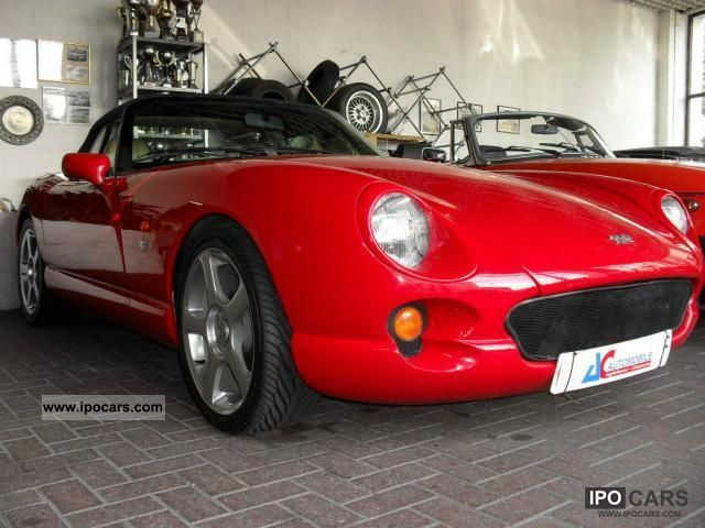 1996 TVR  Chimaera 400, servo, RHD TOP Cabrio / roadster Used vehicle photo