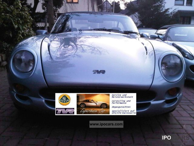 1998 TVR  Chimaera Cabrio / roadster Used vehicle photo