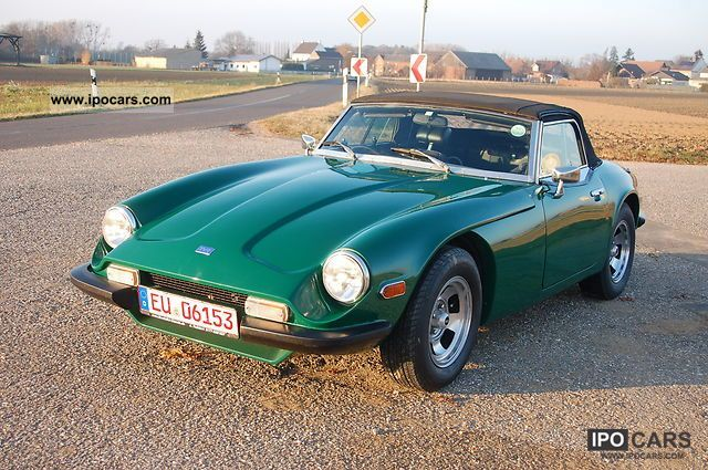 1980 TVR  3000 S Convertible Cabrio / roadster Used vehicle photo