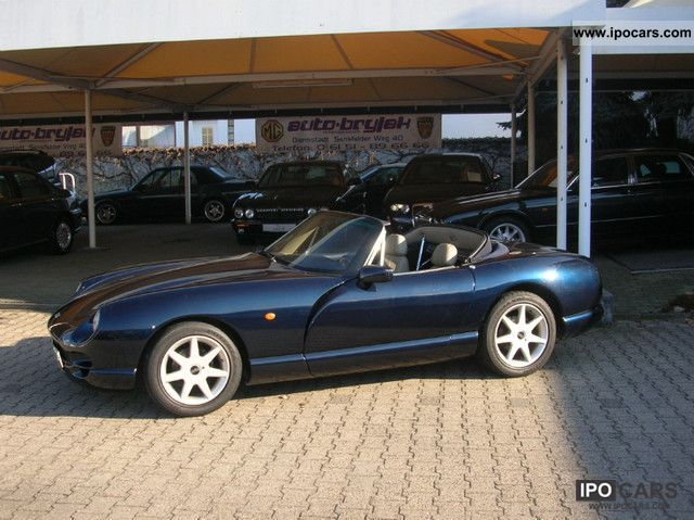 1995 TVR  Chimaera LHD Cabrio / roadster Used vehicle photo