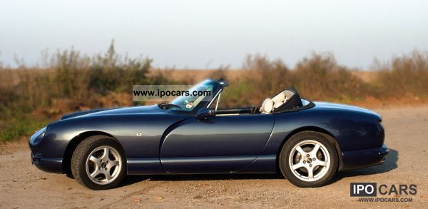 2001 TVR  Chimaera 450 Cabrio / roadster Used vehicle photo