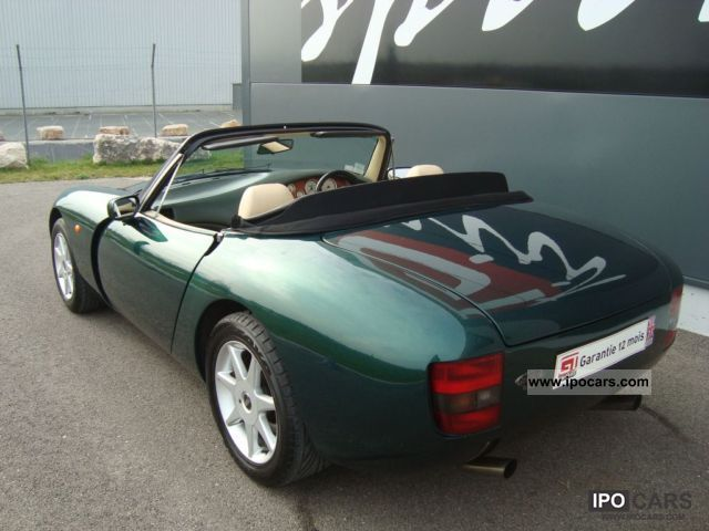 1995 tvr griffith 500 rhd car photo and specs. Black Bedroom Furniture Sets. Home Design Ideas