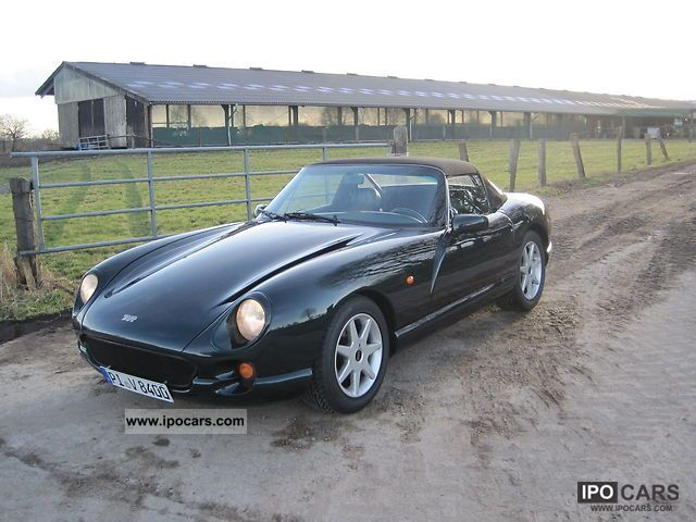 1996 TVR  Chimaera LHD Cabrio / roadster Used vehicle photo