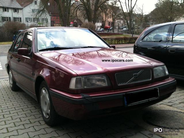 1994 Volvo  440 Automatic GL Limousine Used vehicle photo