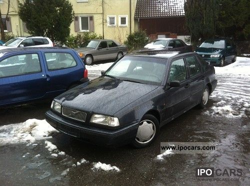 1995 Volvo  440 1.8i Air - Leather Limousine Used vehicle photo