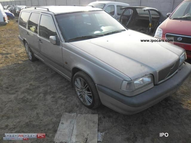 1997 Volvo  850 2.5 TDI climate combined skóra Estate Car Used vehicle photo