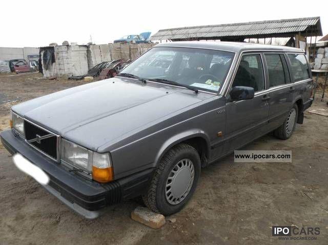 1987 Volvo  740 2.4 diesel - import Niemcy Estate Car Used vehicle photo