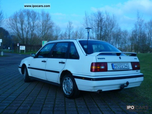1994 Volvo 440 2.0i GLT with AHK, partial leather, EURO2 - Car Photo ...