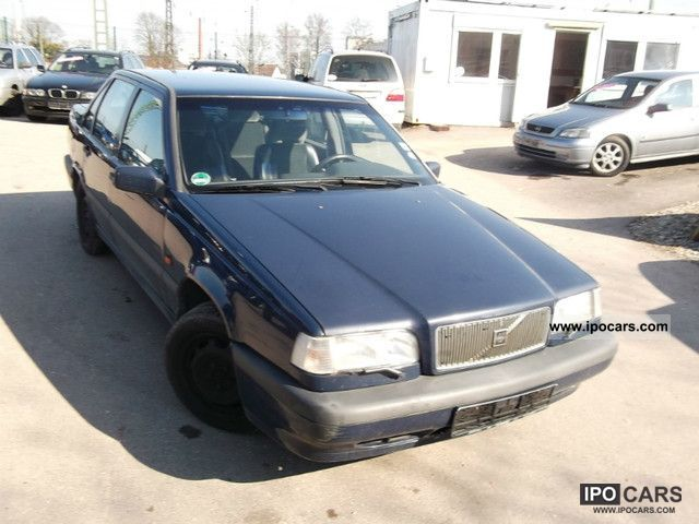 1995 volvo 850 owners manual
