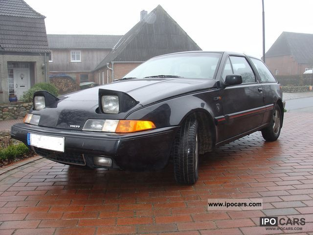 volvo 480 turbo 1992 used vehicle photo