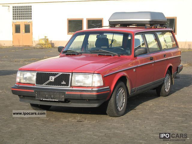 1992 Volvo  240 GL Family Edition Estate Car Used vehicle photo