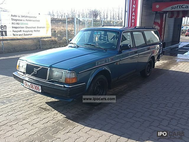 1991 Volvo  240 GL D Estate Car Used vehicle photo